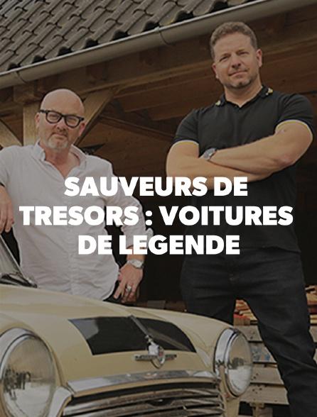 SAUVEURS DE TRESORS : VOITURES DE L
