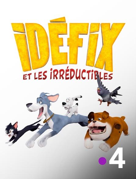 France 4 - Idéfix et les Irréductibles