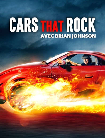 Cars That Rock avec Brian Johnson