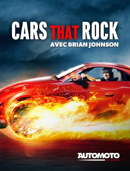Automoto - Cars That Rock avec Brian Johnson