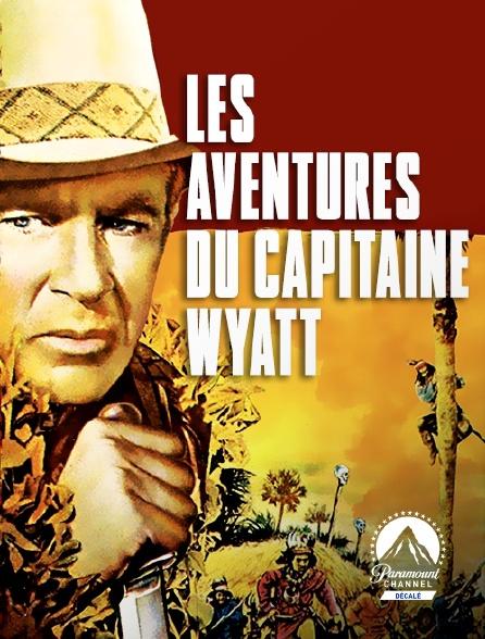 Paramount Channel Décalé - Les aventures du capitaine wyatt