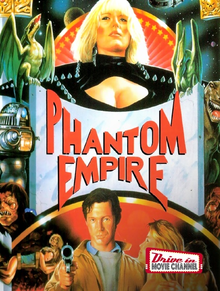 Drive-in Movie Channel - Phantom Empire