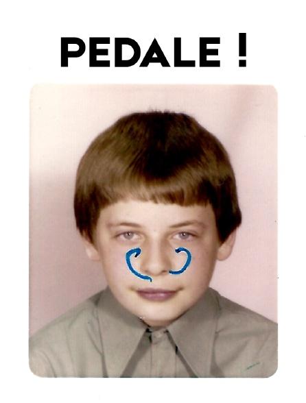 Pédale !