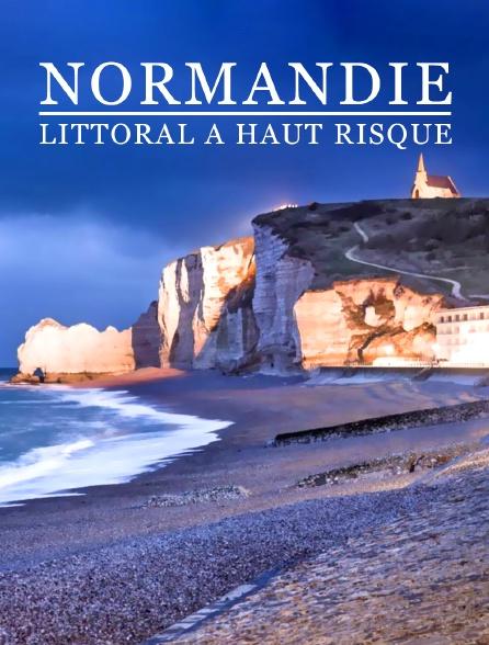 Normandie, littoral à haut risque