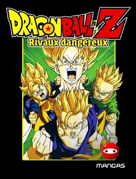 Mangas - Dragon Ball Z : rivaux dangereux