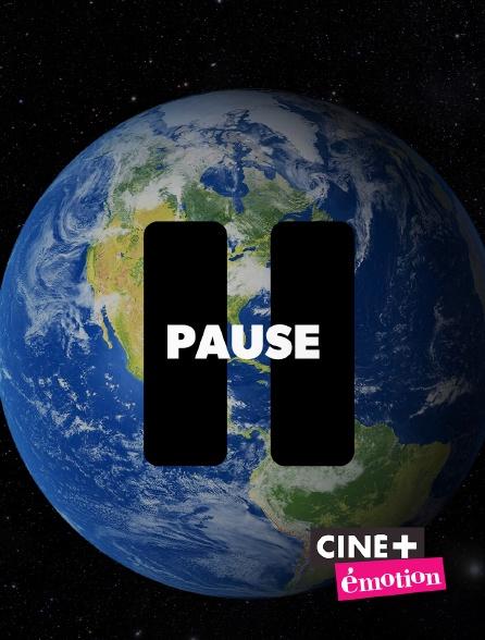 Ciné+ Emotion - Pause
