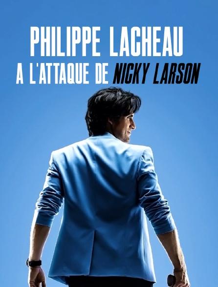 Philippe Lacheau à l'attaque de Nicky Larson
