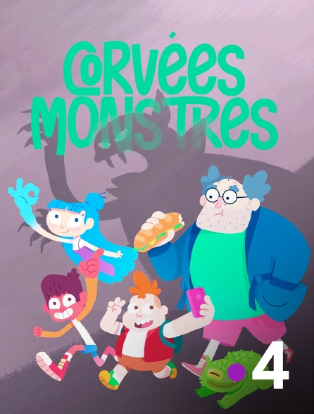 France 4 - Corvées monstres