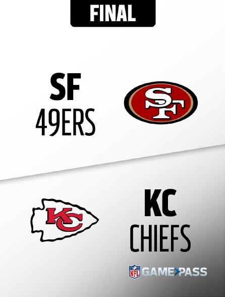 NFL 03 - 49ers - Chiefs en replay