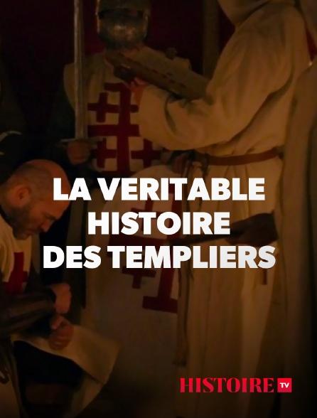 HISTOIRE TV - La véritable histoire des Templiers