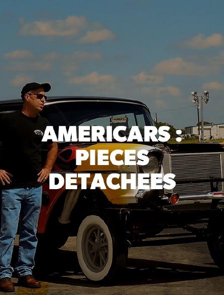 Americars : pièces détachées