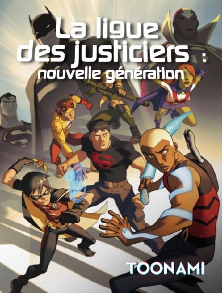 Toonami - La ligue des justiciers : nouvelle génération