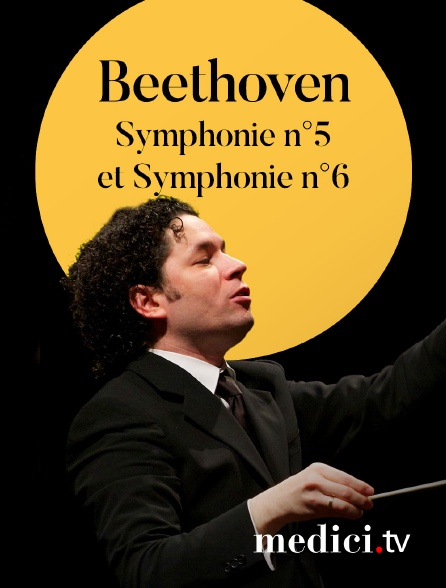 Medici - Beethoven, Symphonie n°5 et Symphonie n°6 - Gustavo Dudamel, Orquesta Sinfónica Simón Bolívar de Venezuela - Palau de la Musica, Barcelone