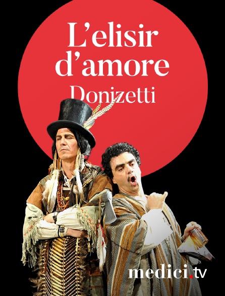 Medici - Donizetti, L'elisir d'amore - Pablo Heras-Casado, Rolando Villazón - Miah Persson, Rolando Villazón - Festspielhaus Baden-Baden