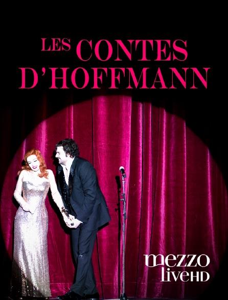 Mezzo Live HD - Les contes d'Hoffmann