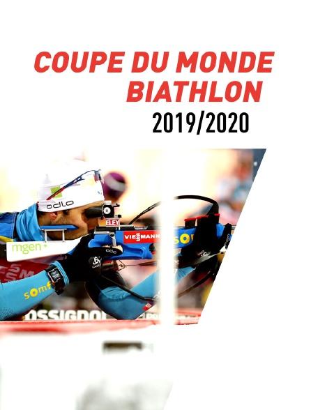 Coupe du monde de Biathlon 2019/2020