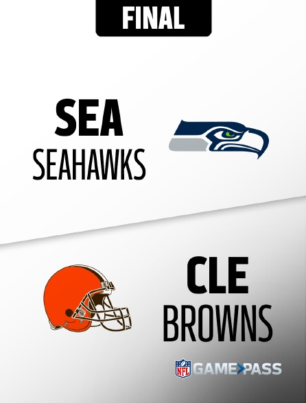NFL 04 - Seahawks - Browns