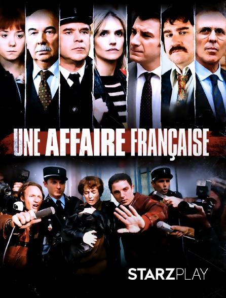 StarzPlay - Une Affaire Française