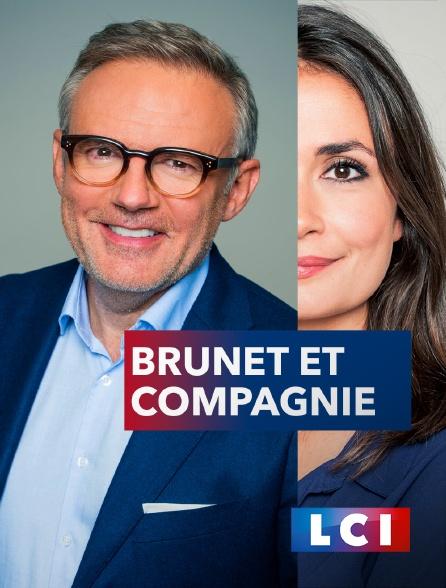 LCI - La Chaîne Info - Brunet et compagnie