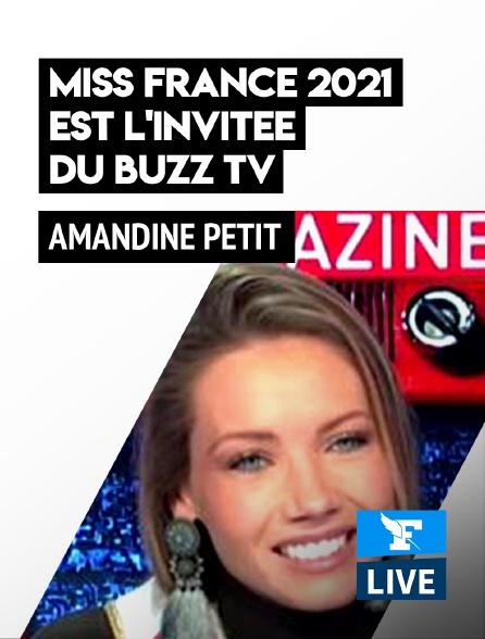 Figaro Live - Miss France 2021 est l'invitée du Buzz TV