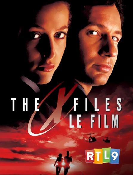 RTL 9 - X-Files, le film