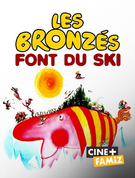 Ciné+ Famiz - Les bronzés font du ski