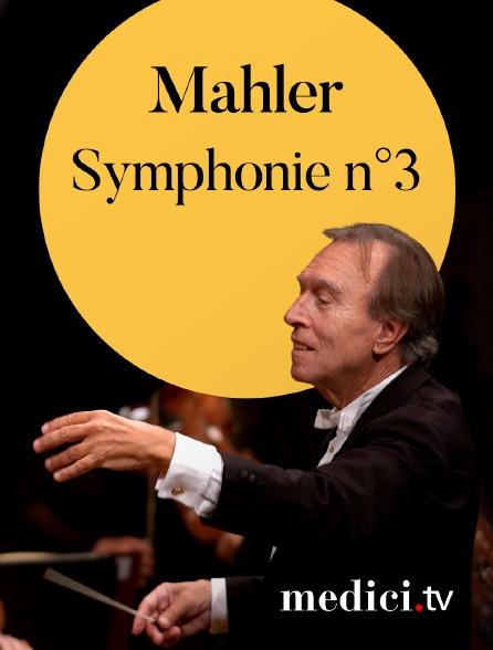 Medici - Mahler, Symphonie n°3, Claudio Abbado, Lucerne Festival