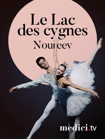 Medici - Le Lac des Cygnes, Noureev - Musique de Tchaïkovski - Agnès Letestu, José Martinez, Corps de Ballet de l'Opéra national de Paris - Opéra National de Paris