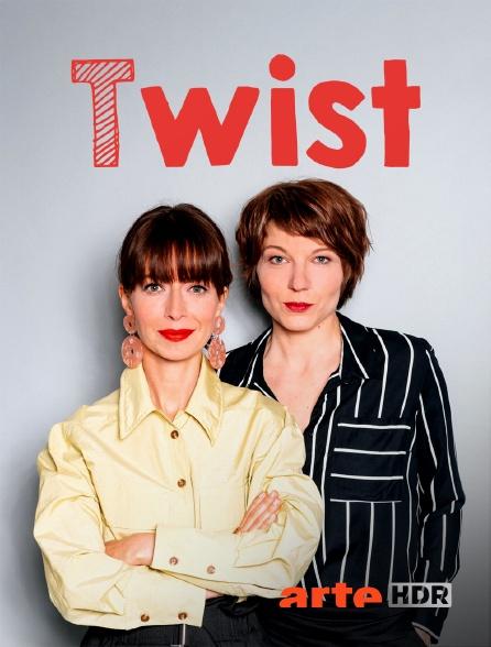 Arte HDR - Twist