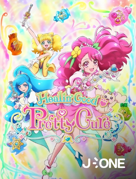 J-One - Healin' Good Pretty Cure