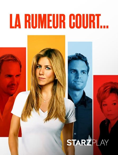 StarzPlay - La rumeur court