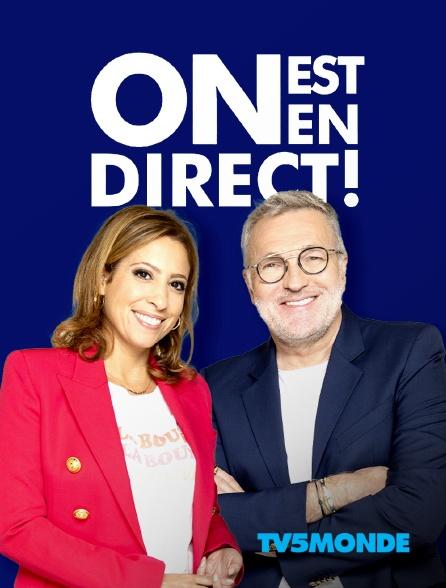 TV5MONDE - On est en direct