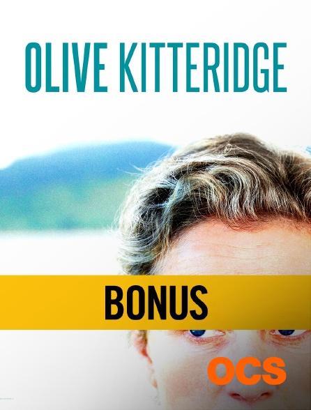 OCS - Olive Kitteridge : Bonus