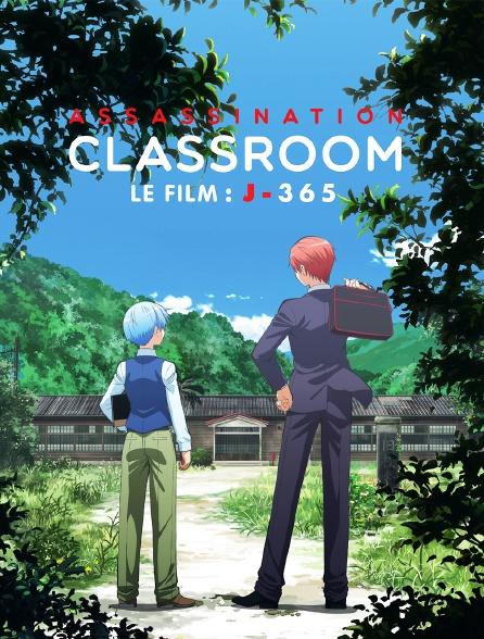 Assassination Classroom le film: J-365
