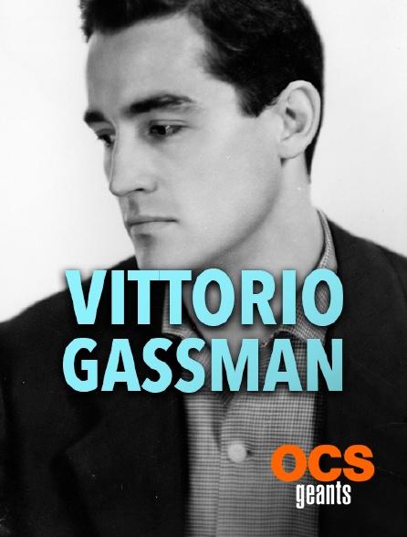 OCS Géants - Vittorio Gassman