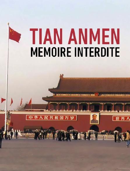 Tian Anmen, mémoire interdite