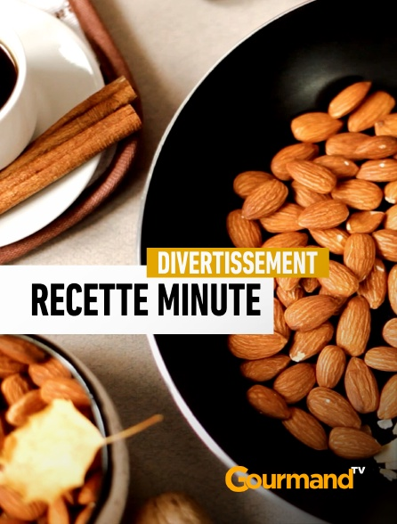 Gourmand TV - Recette minute