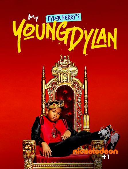 Nickelodéon +1 - Tyler Perry's Young Dylan