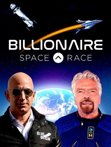 Billionaire Space Race