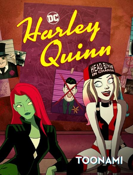 Toonami - Harley Quinn
