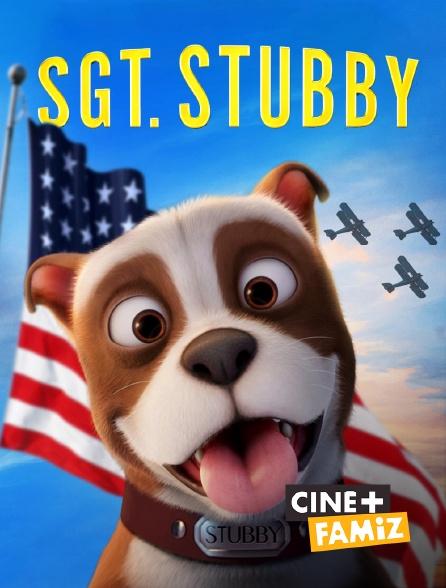 Ciné+ Famiz - Sgt. Stubby