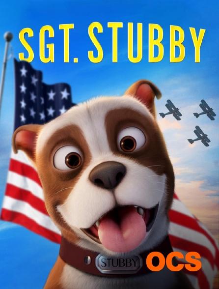 OCS - Sgt. Stubby