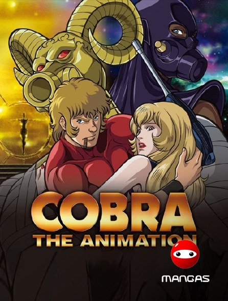 Mangas - Cobra, the Animation