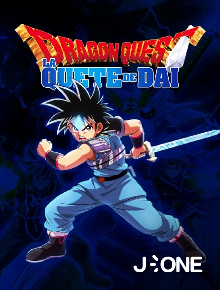 J-One - Dragon Quest : La quête de Daï
