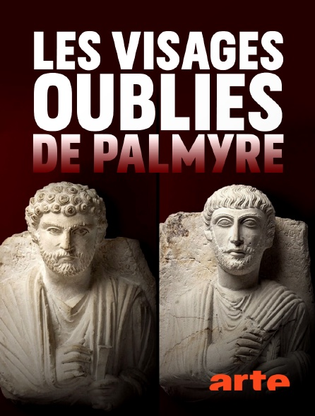 Arte - Les visages oubliés de Palmyre