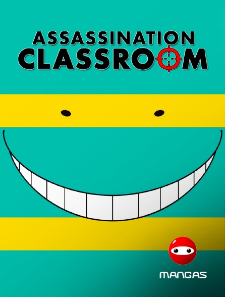 Mangas - Assassination Classroom