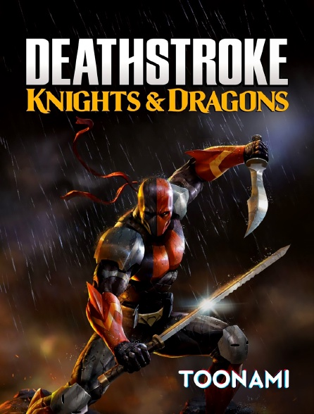 Toonami - Deathstroke : Knights & Dragons