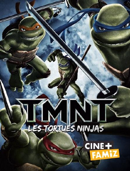 Ciné+ Famiz - TMNT : Les Tortues Ninja