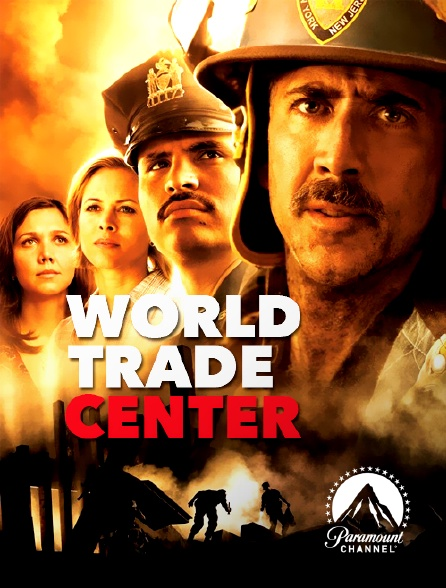Paramount Channel - World Trade Center en replay