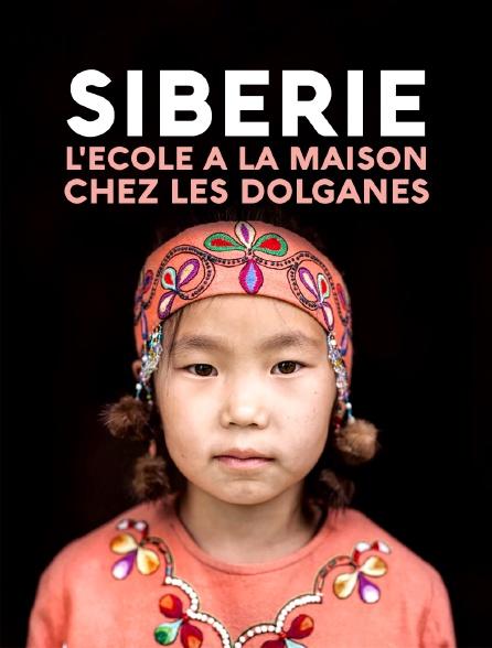 Sibérie, l'école à la maison chez les Dolganes